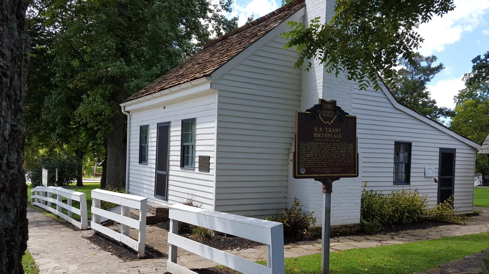 U.S. Grant Birthplace