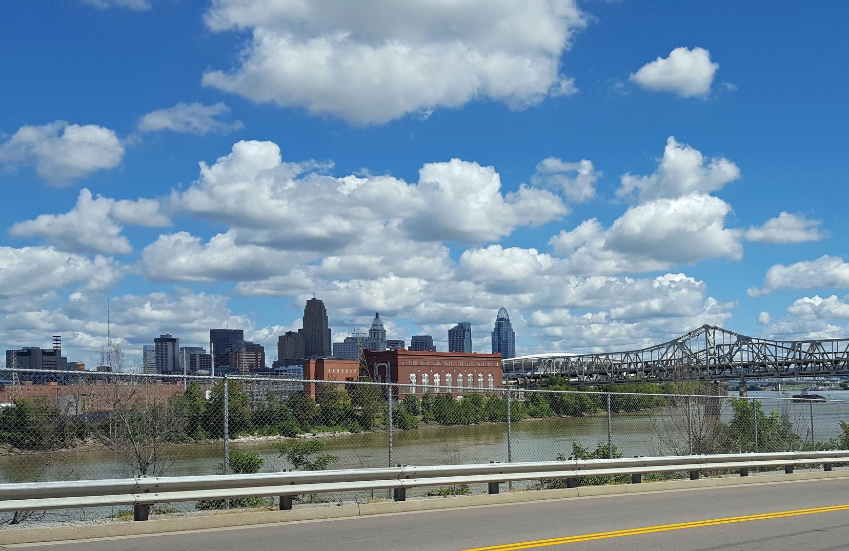 Cincinnati and Fence