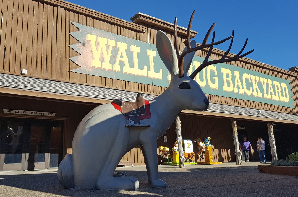 Wall Drug Ride-able Jackalope