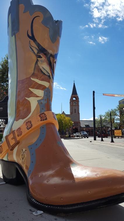 A Cheyenne Boot