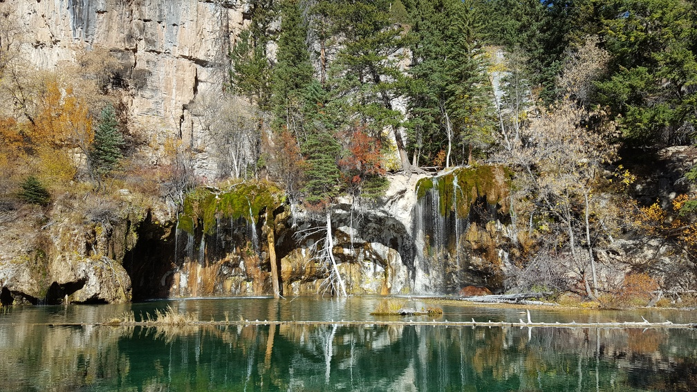 Yeah, ok. Hanging Lake is darn picturesque.