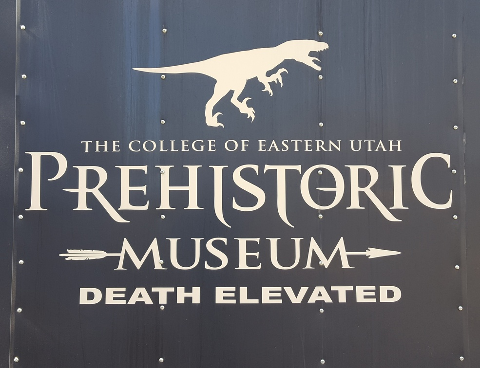 Prehistoric Museum - Death Elevated