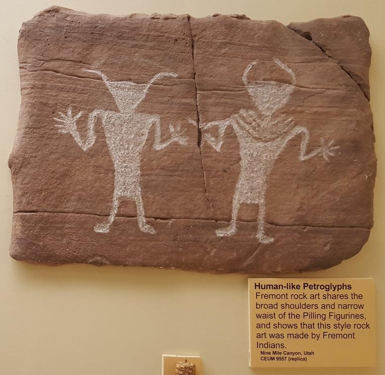 Lovely Fremont Petroglyphs.