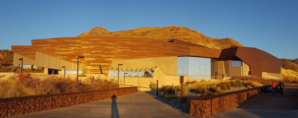 Natural History Museum of Utah (Panorama)