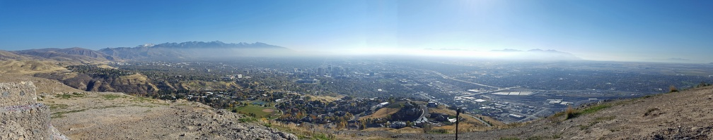Salt Lake City (panorama)