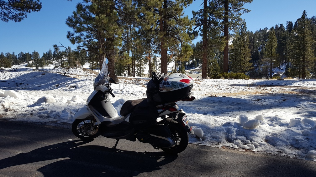 Unexpected Occurrences Near Big Bear Lake