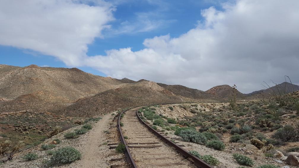 Goat Canyon Trail