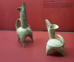 White Pottery guei-pitchers