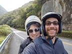 We're Scootering Through Taroko National Park!