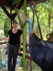 You Must Be This Tall To Ride The Cassowary
